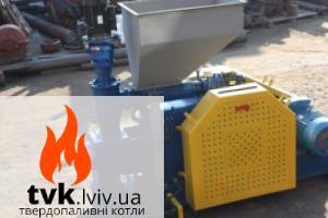 Виробництво паливних брикетів