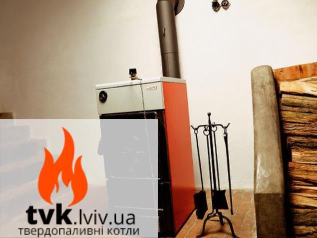 Твердопаливні котли ціни Львів
